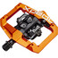 Xpedo Clipless GFX Pedal orange
